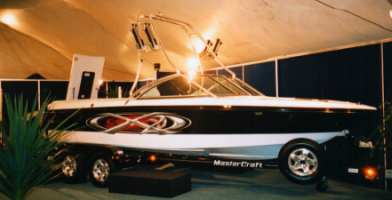 Master Craft X2 Wakeboard Boat